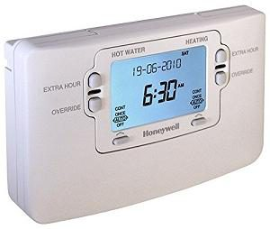 Honeywell ST9400C Thermostat Overview- 7day-2-channel